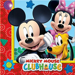 Tovaglioli club house mickey mouse