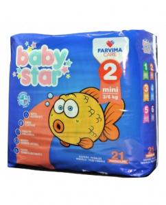 Baby Star 2 Midi 3/6 Kg