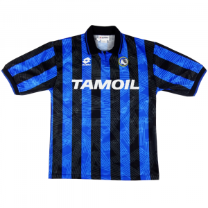 1991-92 Atalanta Maglia Match Issue XL #16 (Top)