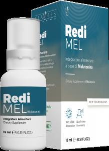 Redi MEL Forza Vitale 15 ml - Glauber Pharma -Nanoemulsione- NOVITA'