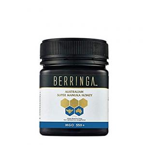 Miele di Manuka 550+  250 gr -Berringa- antibatterico 100% Naturale