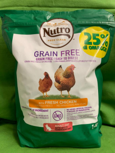 GRAIN FREE Gatto Adult Pollo 1.4kg