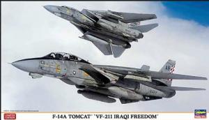 F-14A TOMCAT VF-211 IRAQI FREEDOM