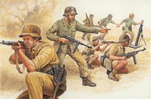 German Afrikakorps