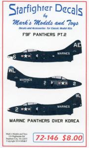 Grumman F9F-2/F9F-2B Panthers Pt.2