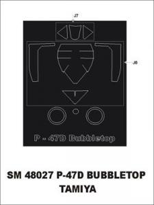 P-47D BUBBLETOP