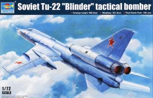 Tupolev Tu-22K Blinder-B Bomber