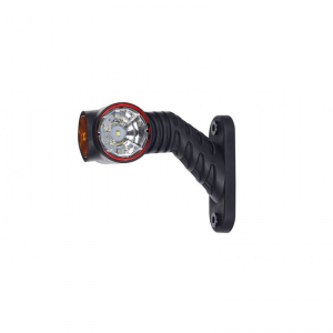 Luce ingombro a cornetto 3 led dx
