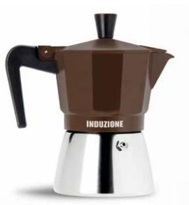 GIANNINI CAFFETTIERA NINA INDUCTION 3 TAZZE 6495