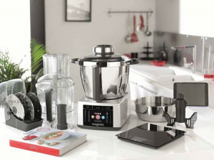MAGIMIX COOK EXPERT CROMATO 18900IT