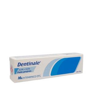Dentinale Pasta gengivale 0,5%+0,5%