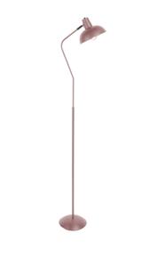 LEITMOTIV LAMPADA DA PAVIMENTO COLORE ROSA POLVERE ALTEZZA CM. 150 DIAMETRO DELLA LAMPADA CM. 19,5 LM1516