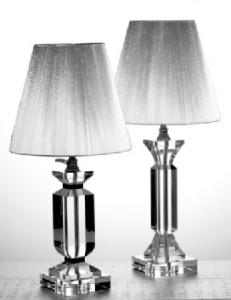 PENSO BY FADE MAISON LAMPADA PAROS IN CRISTALLO ALTEZZA TOTALE CM. 56 51925