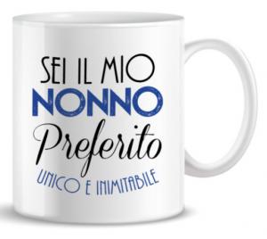 + FORTY MUG SEI IL MIO NONNO PREFERITO UNICO E INIMITABILE TZ58