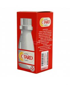C Tard Vitamina C 60 Capsule 500 Mg Rilascio Prolungato