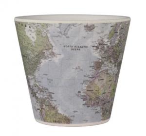 TAZZA CAFFE' MAP BAMB10-065