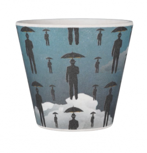 QUY cup TAZZA CAFFE' UMBRELLA BAMB10-063