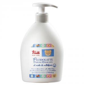 TRUDI Fluidolatte Sapone Delicato miele millefiori 500 ml