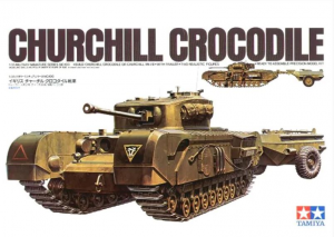 CHURCHILL CROCODILE
