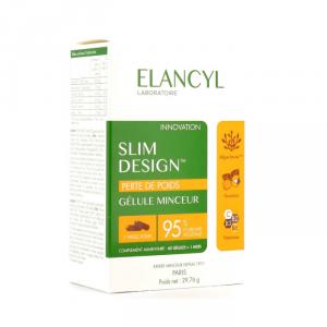 Elancyl Slim Design Slimming 60 Capsules