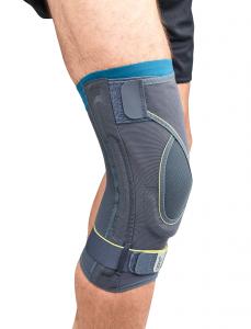 Knee brace push sports
