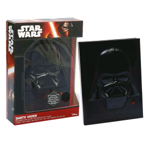Star Wars Diario Personale Darth Vader con Suono
