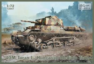 40M Turan I - Hugarian Medium Tank