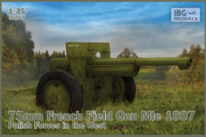 75mm French Field Gun Mle