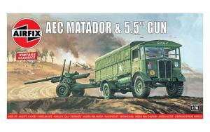 AEC Matador and 5.5