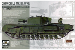 AFV CLUB CHURCHILL MK III