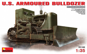 ARMOURED BULLDOZER