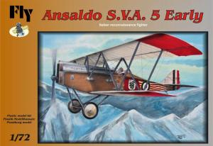 ANSALDO SVA 5 EARLY