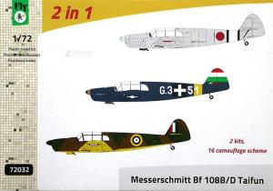 Me-108B/D Taifun