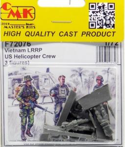 Vietnam LRRP US Helicopter crew