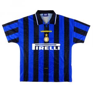 1996-97 Inter maglia home L