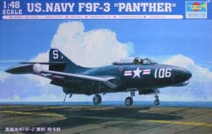 Grumman F9F-3 Panther