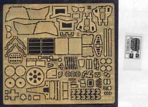 MIG-3 WITH PANEL DESK FILM