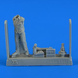 SOVIET AIR OFFICER