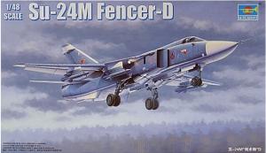 Su-24M Fencer-D