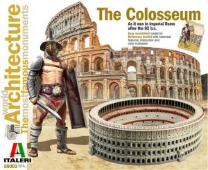 THE COLOSSEUM : WORLD ARCHITECTURE