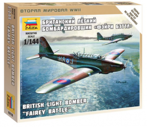 BRITISH LIGHT BOMBER