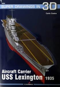 Aircraft Carrier USS Lexington