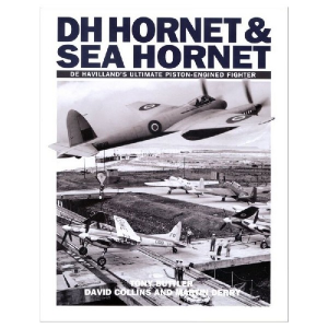 DH HORNET & SEA HORNET (ENGLISH TEXT)
