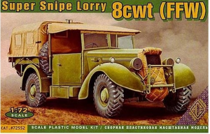 Super Snipe Lorry 8CWT FFW