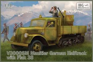 V3000SM Maultier