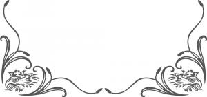 Adesivo interno finestrino effige palude con logo