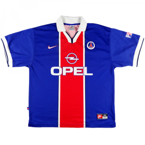 1997-98 Paris Saint-Germain Maglia Home XL (Top)