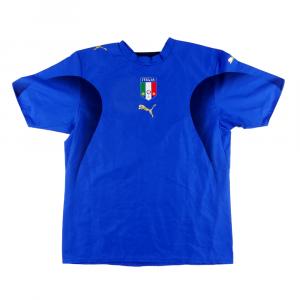 2006 Italia Maglia Home M (Top)