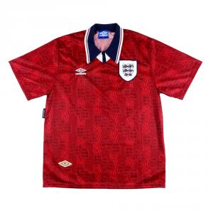 1994-95 Inghilterra Maglia Away XL *Nuova