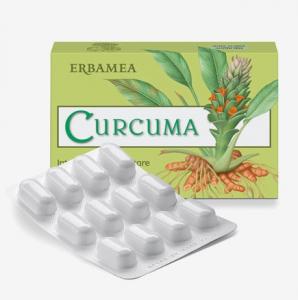 Curcuma  24 cps Erbamea